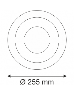 22W T9 LED AMPUL