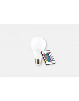 RGB LED AMPUL 9W